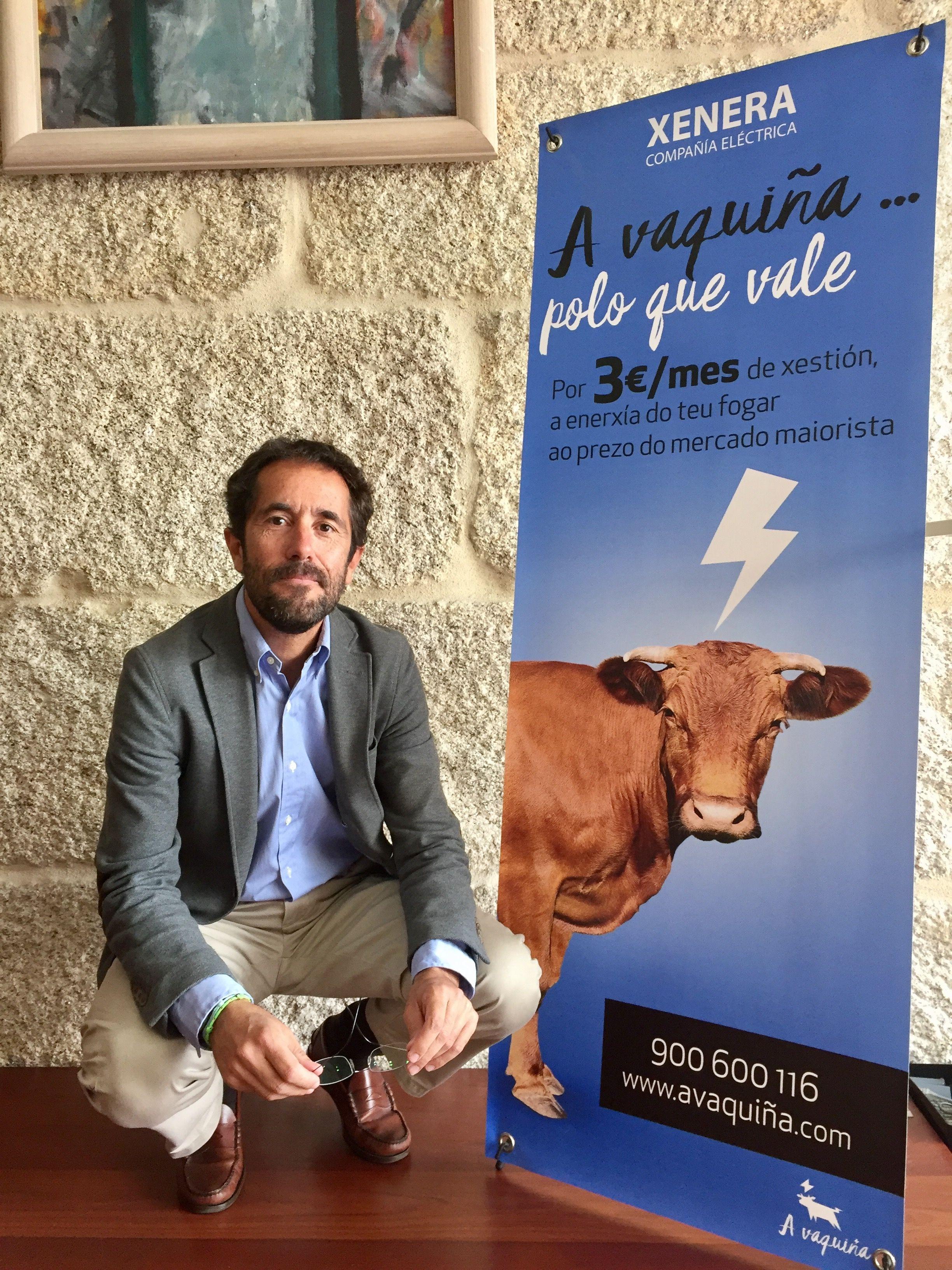 XENERA merca a eléctrica extremeña SERFSA | A Vaquiña sale Barata