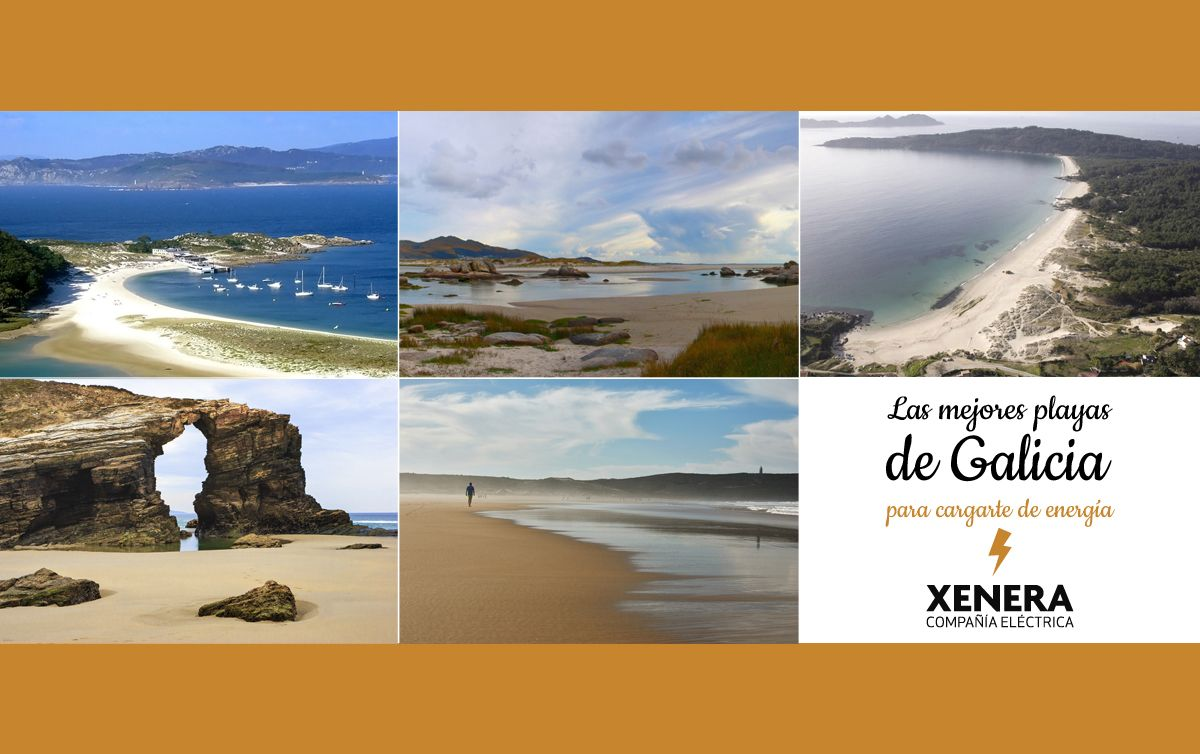 Playas de Galicia