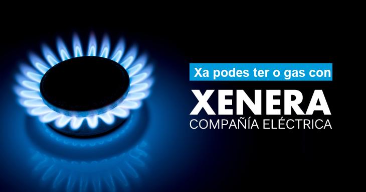 Comercializadora de gas XENERA Compañía Eléctrica.