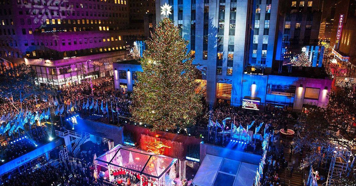 Árbore Rockefeller Center