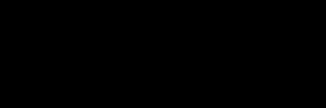 XENERA Compañía Eléctrica Logotipo negro con fondo transparente