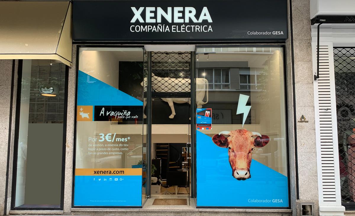 Oficina Santiago XENERA