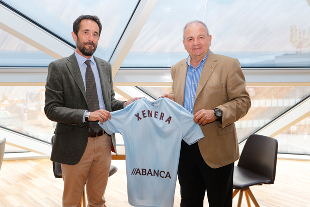 XENERA é o primeiro novo socio do RC Celta