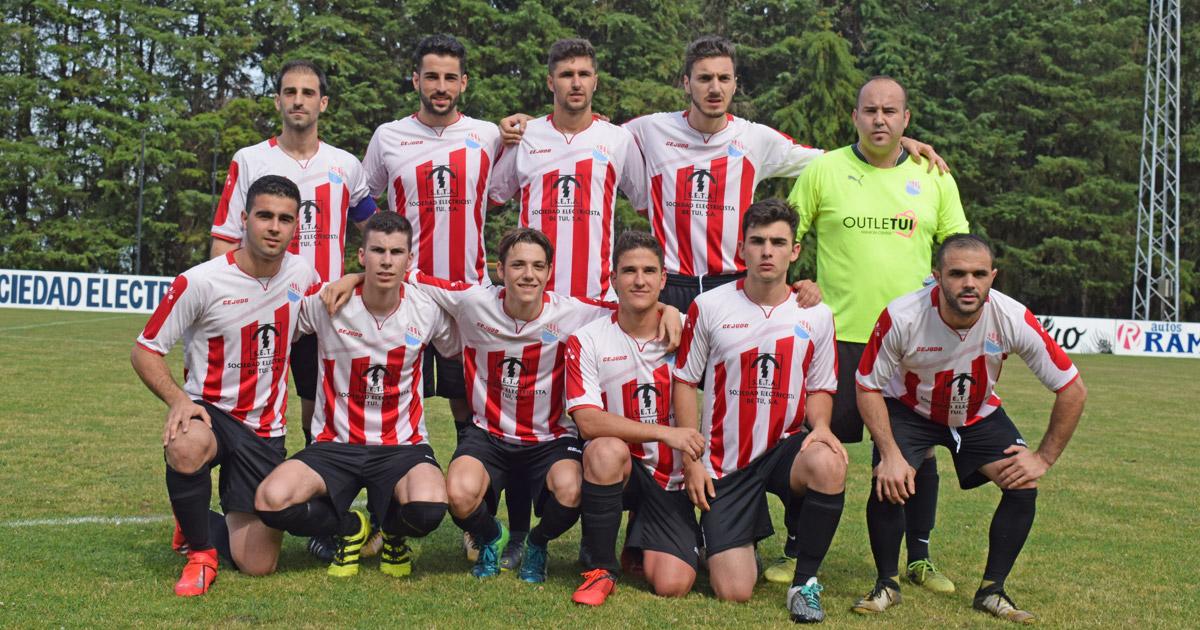 TYDE F.C. Equipo sénior
