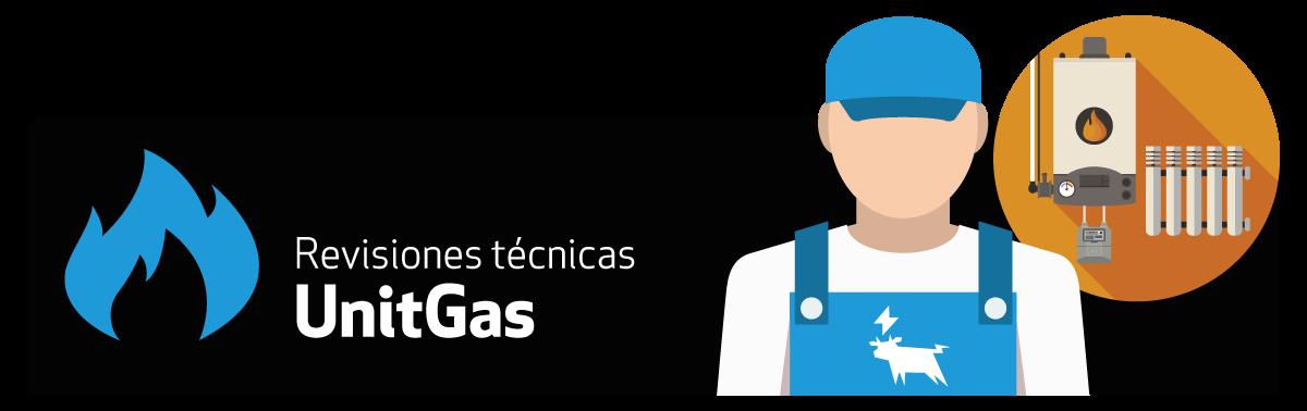 Servicio adicional de gas UnitGas