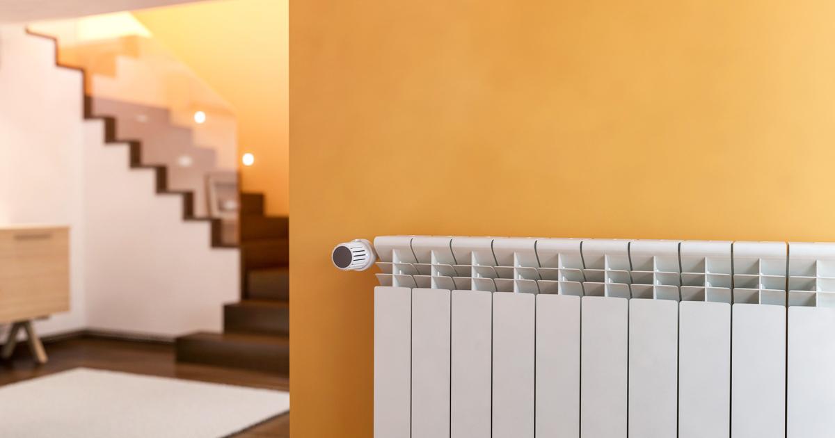 Ahorrar en calefacción en casa