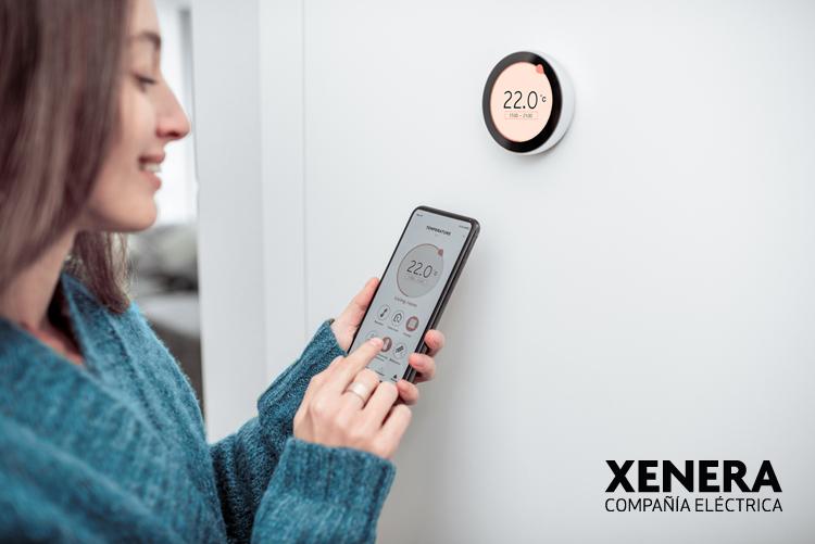 termostato para ahorrar en calefacción en casa