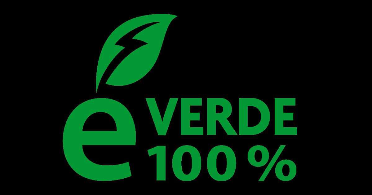 E verde 100%